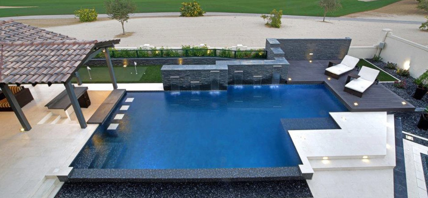 Over 500 Private Pools